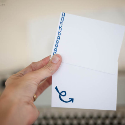 letterpress project life cards