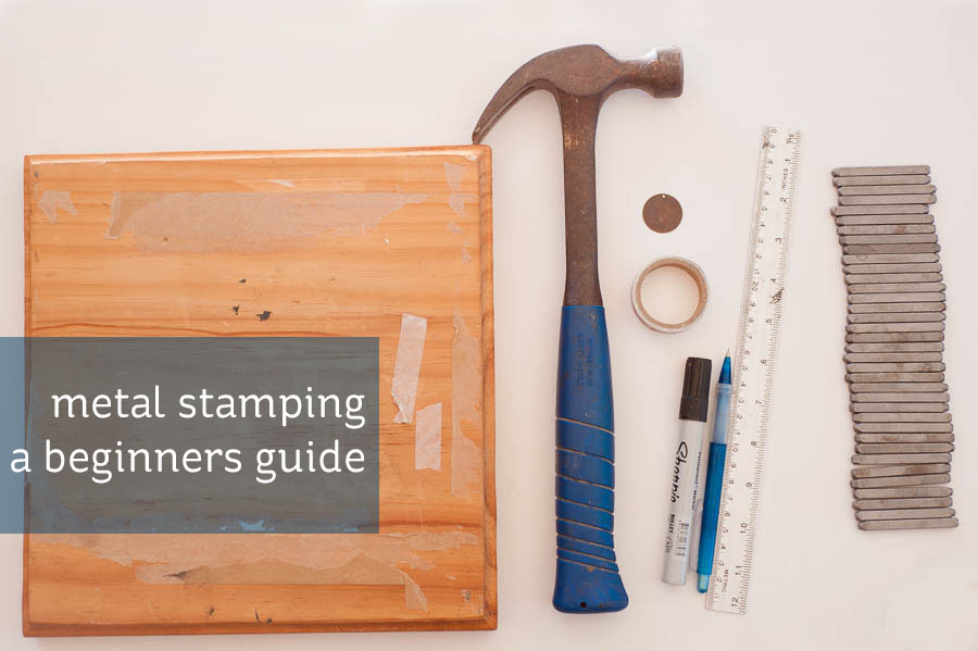 metal stamping tutorial for beginners