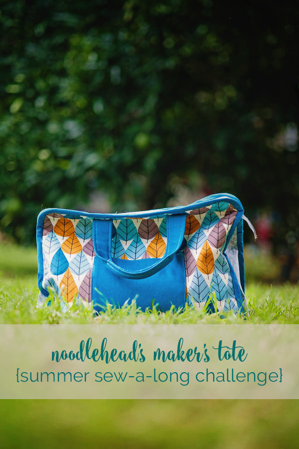 noodlehead makers tote